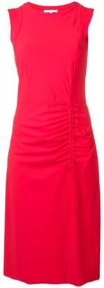 Patrizia Pepe ruched waist dress