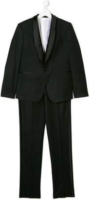 Stefano Ricci Kids Teen classic tuxedo