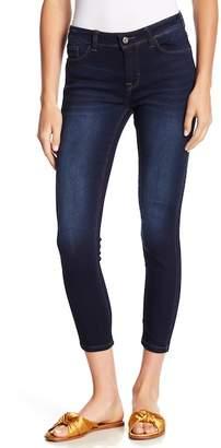 Kensie Skinny Ankle Crop Jeans