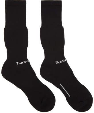 TAKAHIROMIYASHITA TheSoloist. Black Sport Socks