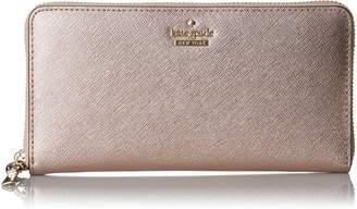Kate Spade Women's Cameron Street Lacey Leather Wallet