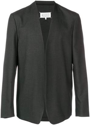 Maison Margiela collarless blazer