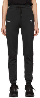 Marcelo Burlon County of Milan Black Disney Edition Tape Lounge Pants