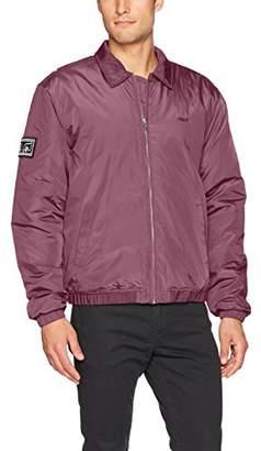 Obey Men's Mission Golf Jacket