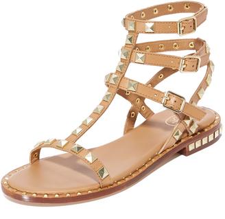Ash Poison Sandals $220 thestylecure.com