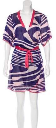 Missoni Knee-Length Woven Dress
