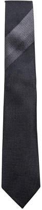 Alfani Men's Neat Silk Slim Tie, Created for Macy's