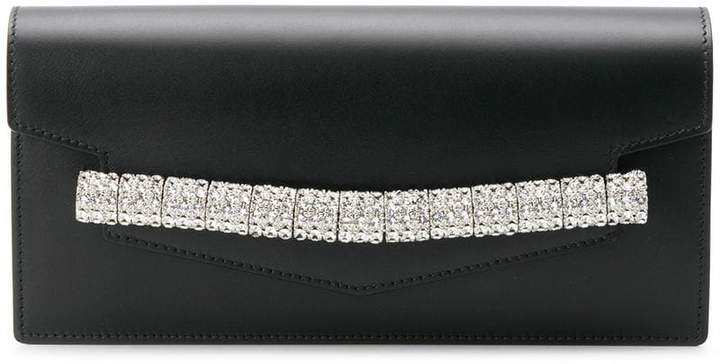 Calvin Klein 205W39nyc embellished envelope clutch