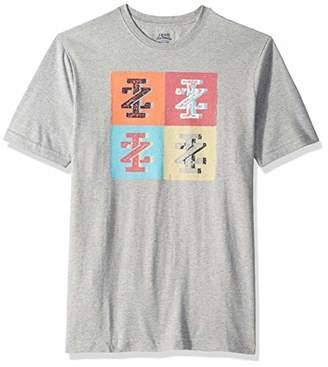 Izod Men's Short Sleeve Graphic Tee