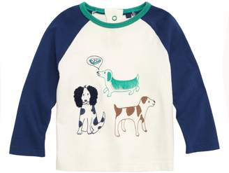 Boden Mini Farmyard Sketch T-Shirt