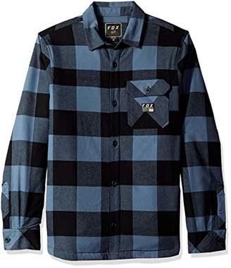 Fox Men's Chicane Sherpa Flannel