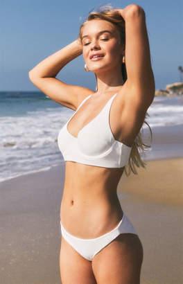 Aila Blue Bianca Bralette Bikini Top