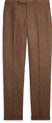 Ralph Lauren Polo Houndstooth Suit Trouser