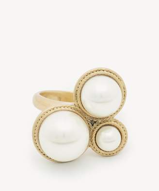 Sole Society Statement Pearl Ring
