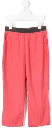 Nice Things Lurex Waist trousers