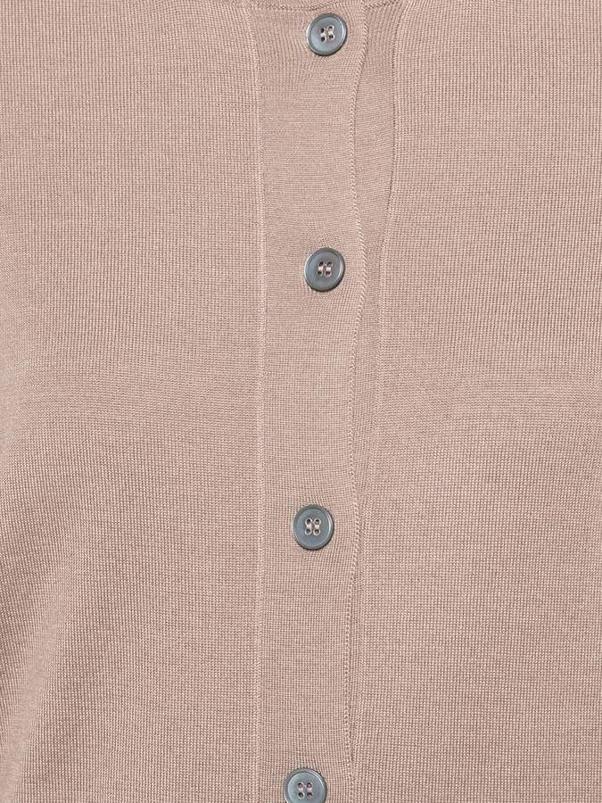 Jil Sander long sleeved cardigan