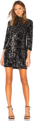 Sanctuary Keep Your Heads Up Sequins Shift Dress