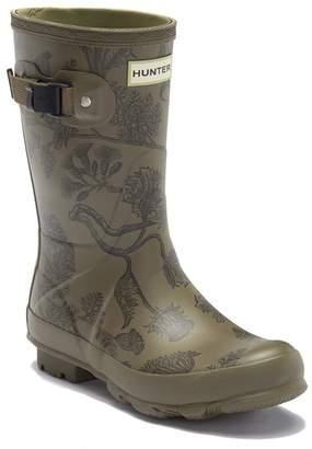 Hunter Norris Field Short Printed Boot