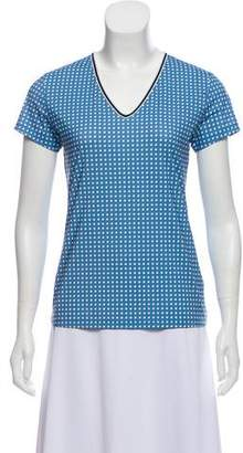 Tory Sport Short Sleeve Sportswear Top