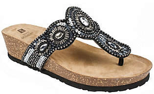 White Mountain Thong Sandals - Blast