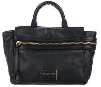 Marc by Marc Jacobs Leather Smooth Satchel