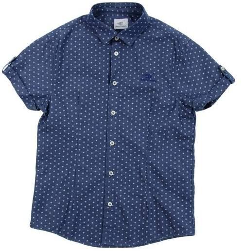 Denim outerwear