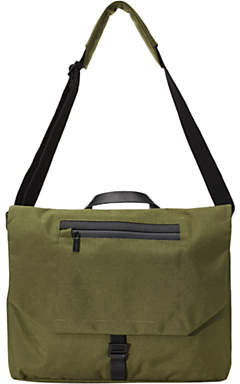 Ally Capellino Kenny Travel Cycle Satchel, Green