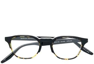 Barton Perreira Copeland round frame glasses