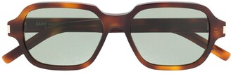 Saint Laurent Eyewear tortoiseshell sunglasses