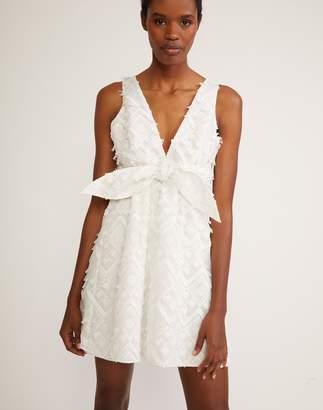 Cynthia Rowley Romy Lace Babydoll Dress