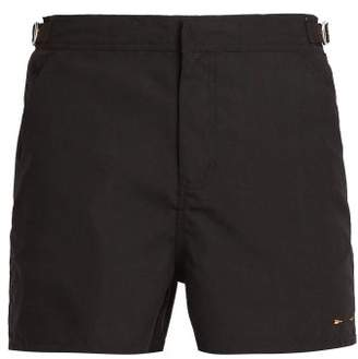 The Upside Tab Mountain Shorts - Mens - Black