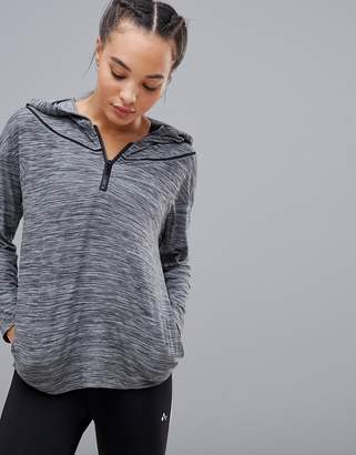 Only Play Yoga Half Zip Hood Sweat
