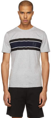 Fendi Grey Logo T-Shirt