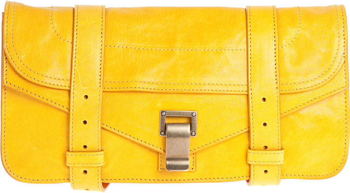 Proenza Schouler Leather PS1 Pouchette