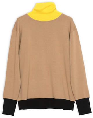 Rag & Bone Rhea Wool & Cashmere Turtleneck Sweater