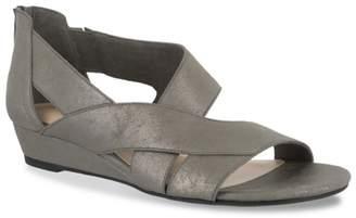 Easy Street Shoes Carol Wedge Sandal