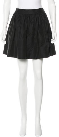 Kate Spade New York Pleated Circle Skirt