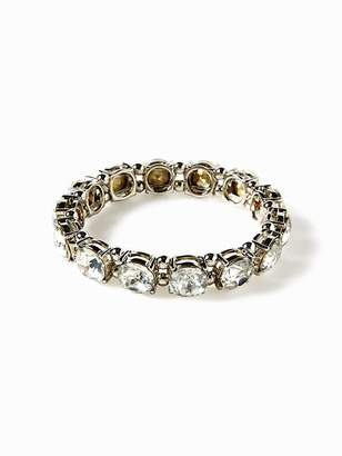 Old Navy Crystal-Stone Stretch Bracelet for Women