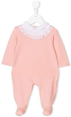 Fendi embroidered pajamas