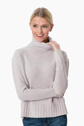 Rebecca Taylor Luxe Wool Turtleneck Pullover