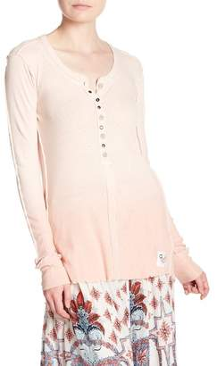 Free People Cozy Up Henley