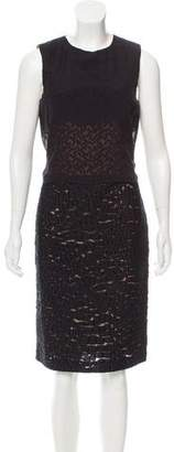 Reed Krakoff Sleeveless Midi Dress