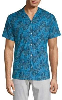 Slate & Stone Printed Short-Sleeve Shirt