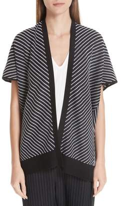 Zero Maria Cornejo Supima(R) Cotton & Silk Cardigan
