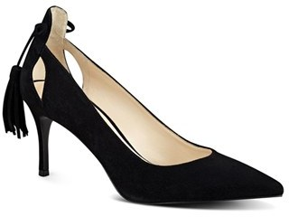 Women's Nine West 'Modesty' Pointy Toe Pump $89.95 thestylecure.com