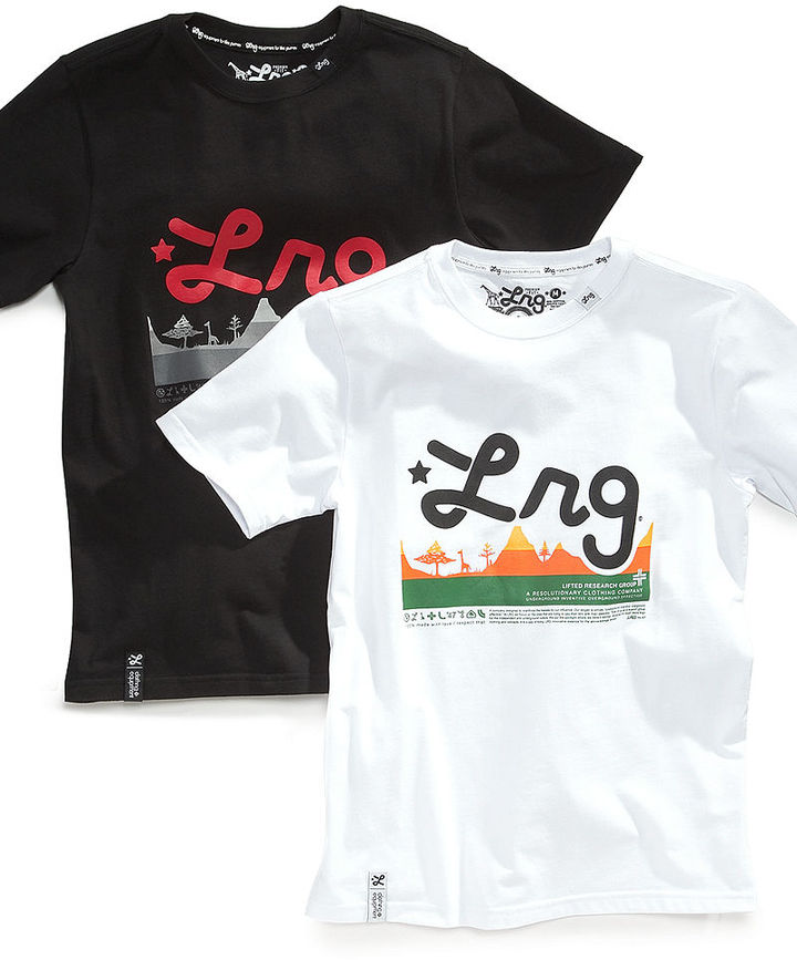Lrg Kids T-Shirt, Boys Graphic Tee