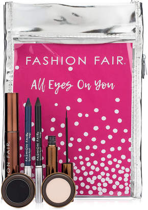 Fashion Fair 7-Pc. All Eyes On You Gift Set