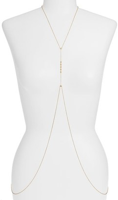 Women's Gorjana 'Bali' Body Chain $90 thestylecure.com