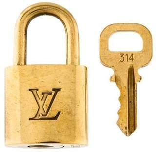Louis Vuitton Lock & Key Set