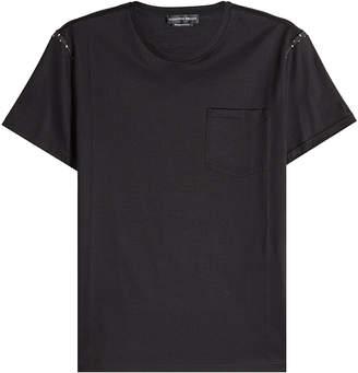 Alexander McQueen Cotton T-Shirt